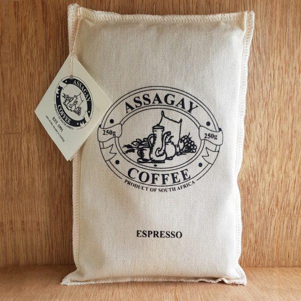 Assagay Coffee 250g Espresso