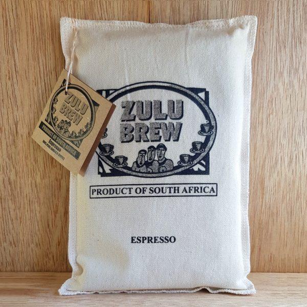 Zulu Brew 250g Espresso