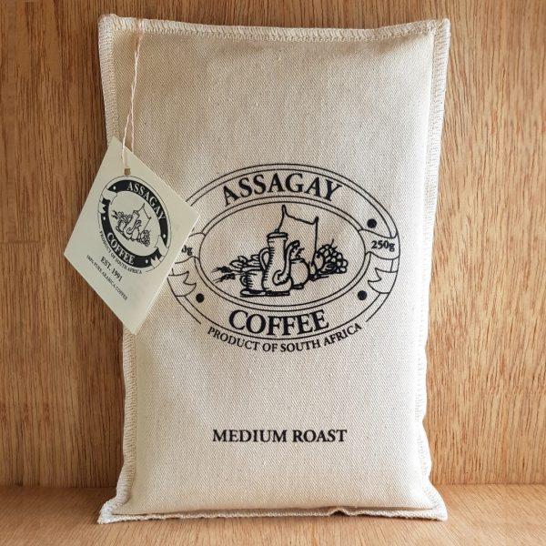 Assagay Coffee 250g Medium Roast