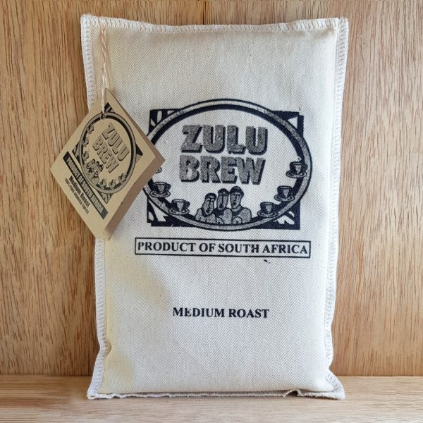 Zulu Brew 250g Medium Roast