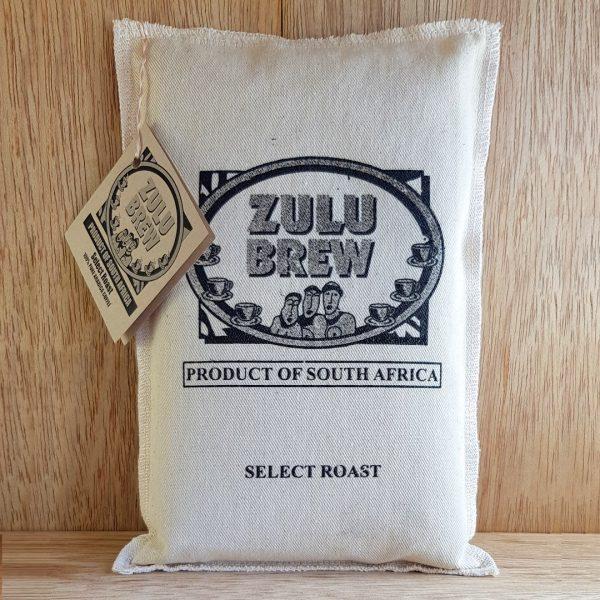 Zulu Brew 250g Select Roast