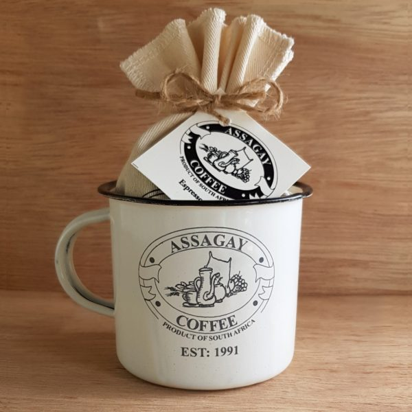 Assagay Coffee Bag in a Mug Espresso