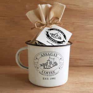 Assagay Coffee Bag in a Mug Select Roast