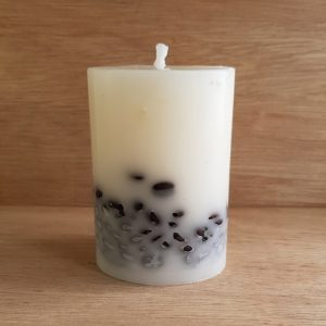 Large Vanilla Bean Coffee Candle