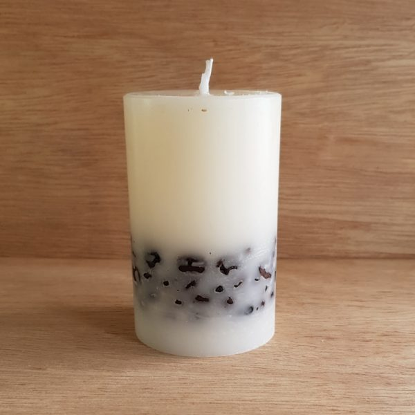 Medium Vanilla Bean Coffee Candle