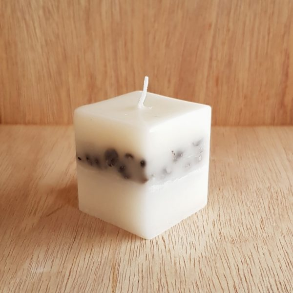Small Vanilla Bean Coffee Candle